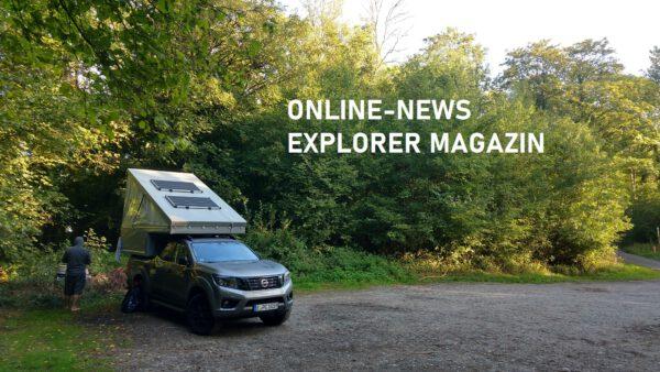 Hier geht es zu den Online-News des Explorer-Magazins